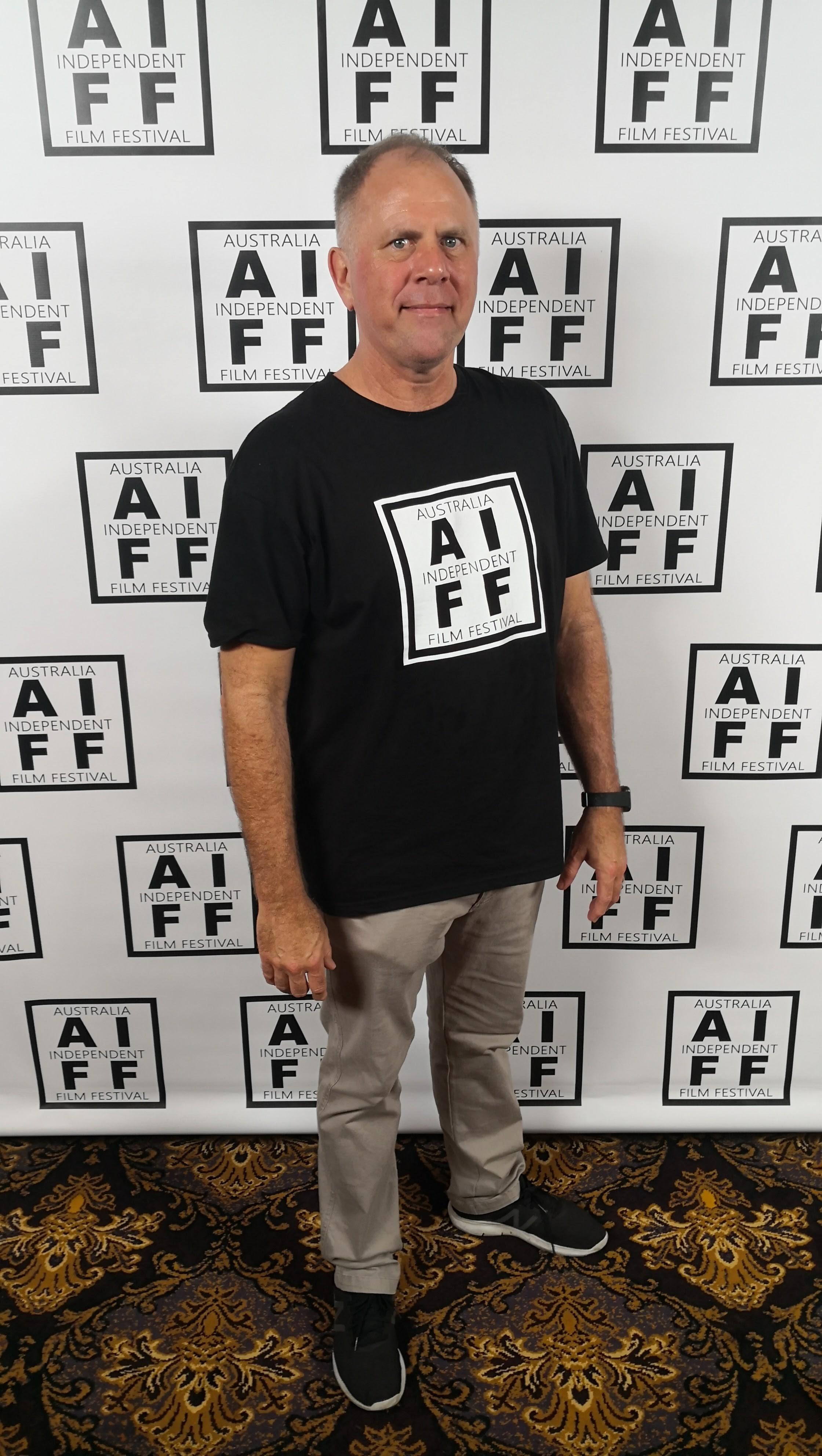 Jeremy Rigby - Co-Director Australia Independent Film Festival
