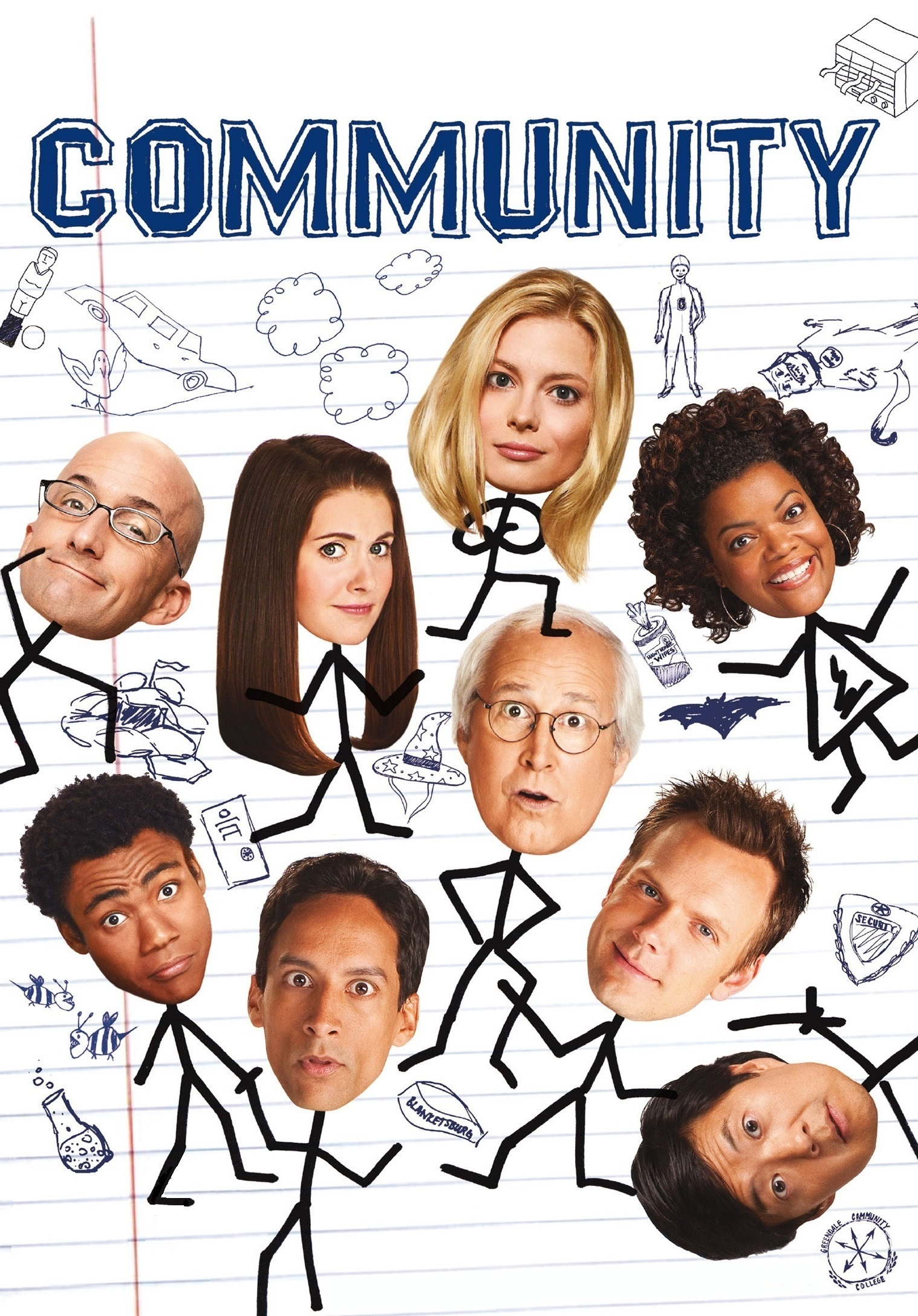 Community (TV Series 2009–2015) - IMDb