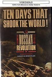 Ten Days That Shook the World Poster