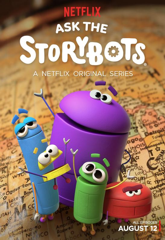 Download Ask The Storybots Season 1 COMPLETE [480p – 720p – 1080p]