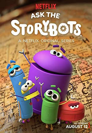 Ask the StoryBots Season 3 Episode 1