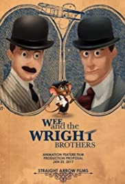 Wee and the Wright Brothers Poster
