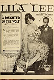 A Daughter of the Wolf Poster