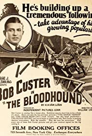 Bob Custer in The Bloodhound (1925)