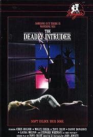 Deadly Intruder Poster