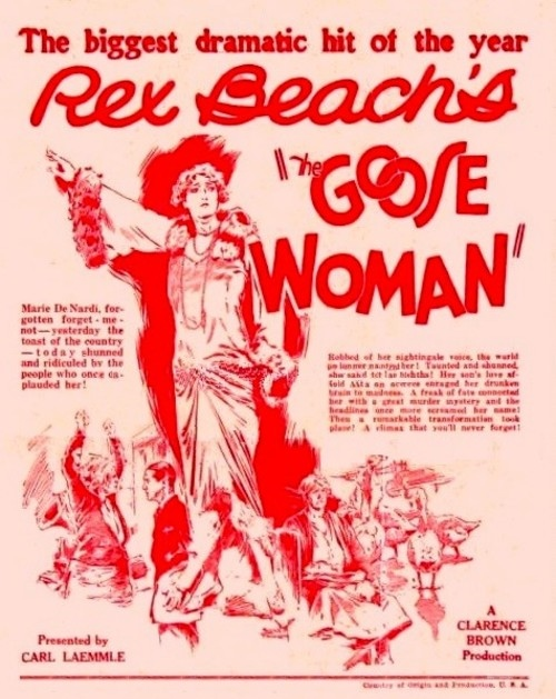 The Goose Woman (1925)