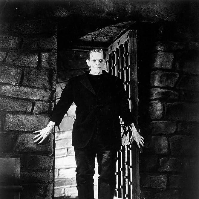Boris Karloff in Frankenstein (1931)
