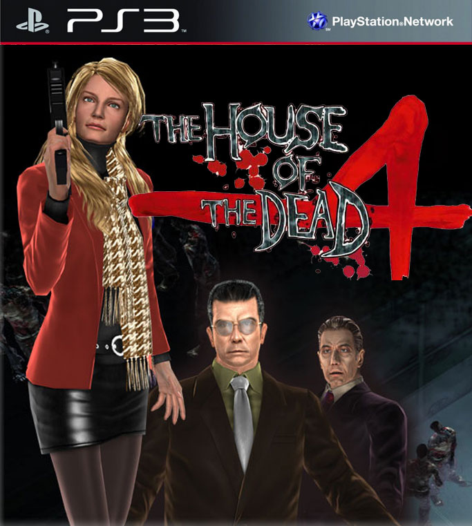 The House Of The Dead 4 2005
