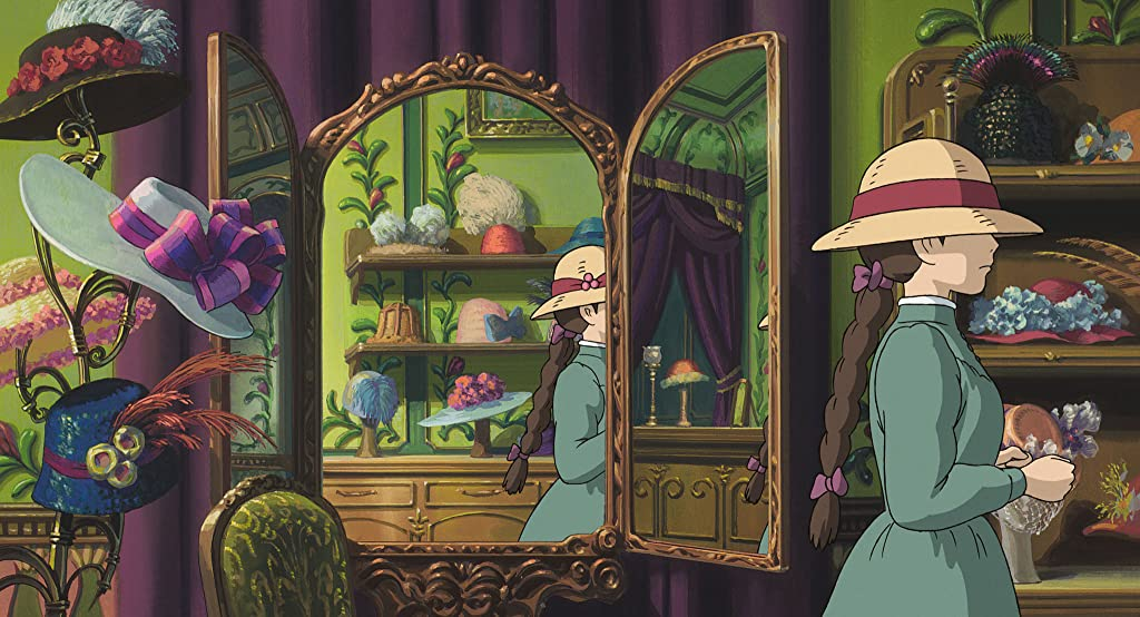 Howl's Moving Castle【日配&英配/5.2G】 2
