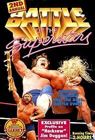 Jim Duggan in 2nd Annual Battle of the WWF Superstars (1991)