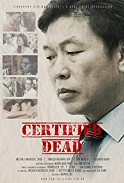 Certified Dead Poster