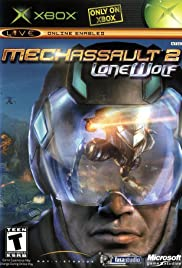 MechAssault 2: Lone Wolf Poster
