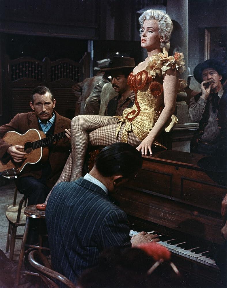 Marilyn Monroe in River of No Return (1954)