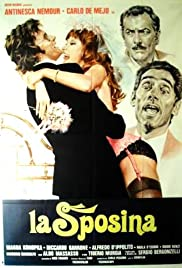 The Young Bride Poster