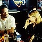 Ben Affleck and Joey Lauren Adams in Chasing Amy (1997)