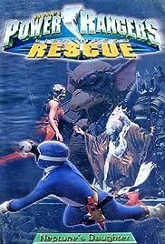 Power Rangers Lightspeed Rescue: Neptune's Daughter Poster