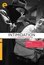 Intimidation (1960) Poster - Movie Forum, Cast, Reviews