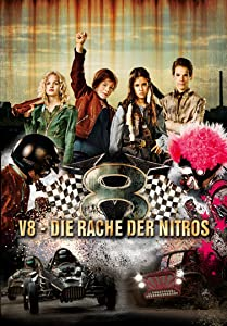 Movie notebook watch V8 - Die Rache der Nitros by [420p]
