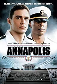 James Franco and Tyrese Gibson in Annapolis (2006)