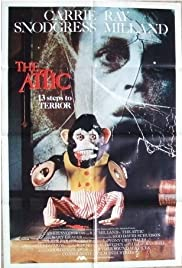 The Attic (1980) Poster - Movie Forum, Cast, Reviews