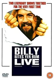 Billy Connolly: Billy Bites Yer Bum Live(1981) Poster - Movie Forum, Cast, Reviews
