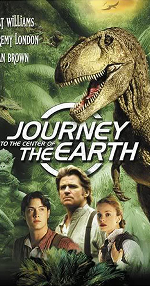 Journey To The Center Of The Earth Tv Mini Series 1999 Imdb
