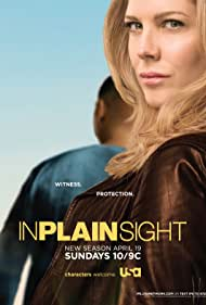 Mary McCormack in In Plain Sight (2008)