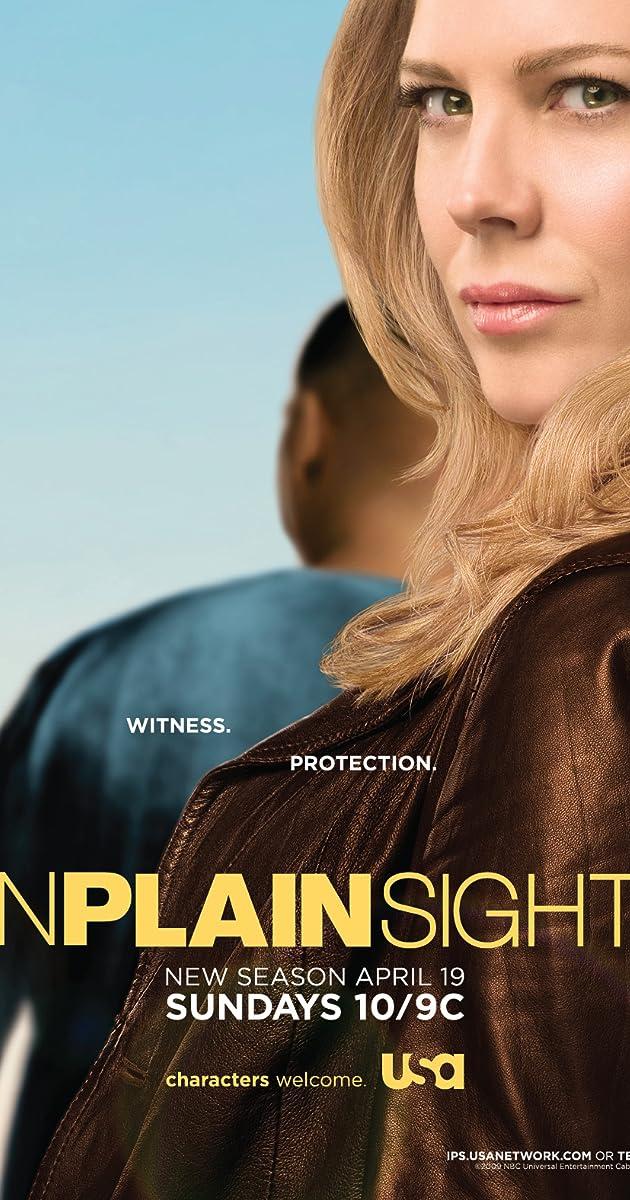 In Plain Sight (TV Series 2008–2012) - Full Cast & Crew - IMDb