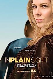 In Plain Sight Poster - TV Show Forum, Cast, Reviews