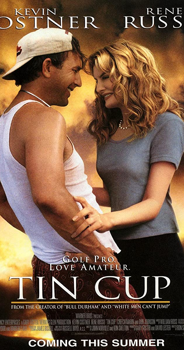 Subtitle of Tin Cup