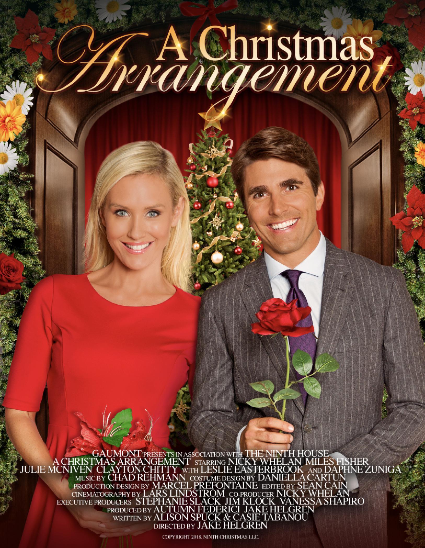 A Christmas Arrangement.A Christmas Arrangement Tv Movie 2018 Imdb