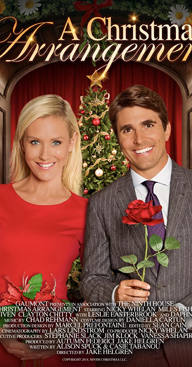 Christmas Harmony Movie.A Christmas Arrangement Tv Movie 2018 Imdb