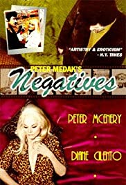 Negatives (1968) starring Peter McEnery on DVD on DVD