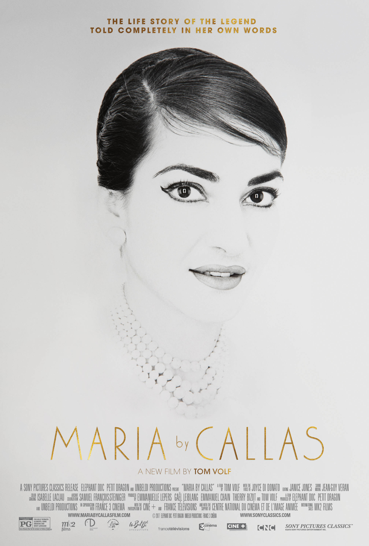 Maria By Callas 2017 Imdb