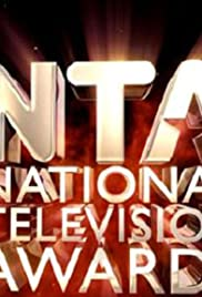The National Television Awards Poster