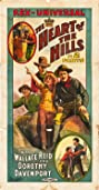 Heart of the Hills (1914) Poster