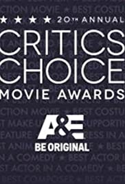 20th Annual Critics' Choice Movie Awards Poster