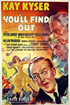You'll Find Out (1940) Poster