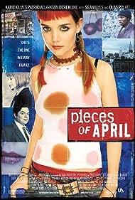 Oliver Platt, Katie Holmes, Patricia Clarkson, and Derek Luke in Pieces of April (2003)