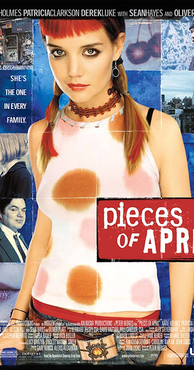 Subtitle of Pieces of April
