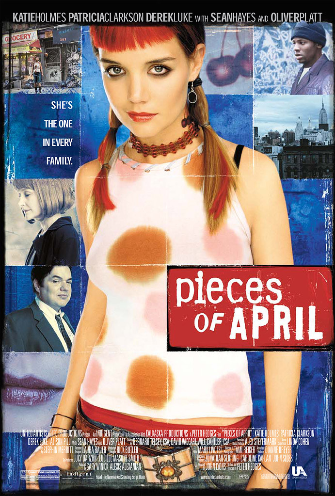 Pieces of April (2003) WEBRip 720p & 1080p