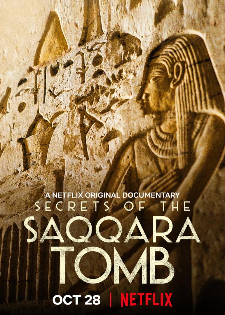 dokumenter secrets of the saqqara tomb