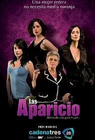 Gabriela de la Garza, María del Carmen Farias, Ximena Gonzalez-Rubio, and Liz Gallardo in Las Aparicio (2010)