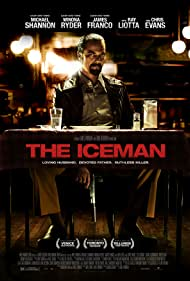 Michael Shannon in The Iceman (2012)