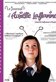 Le journal d'Aurélie Laflamme Poster