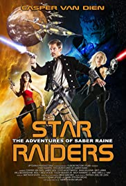 Star Raiders: The Adventures of Saber Raine (2017) 1080p