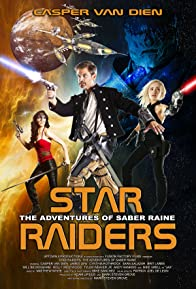 Primary photo for Star Raiders: The Adventures of Saber Raine