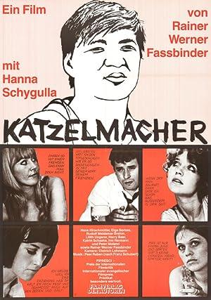 Where to stream Katzelmacher
