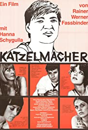 Katzelmacher (1969) Poster - Movie Forum, Cast, Reviews