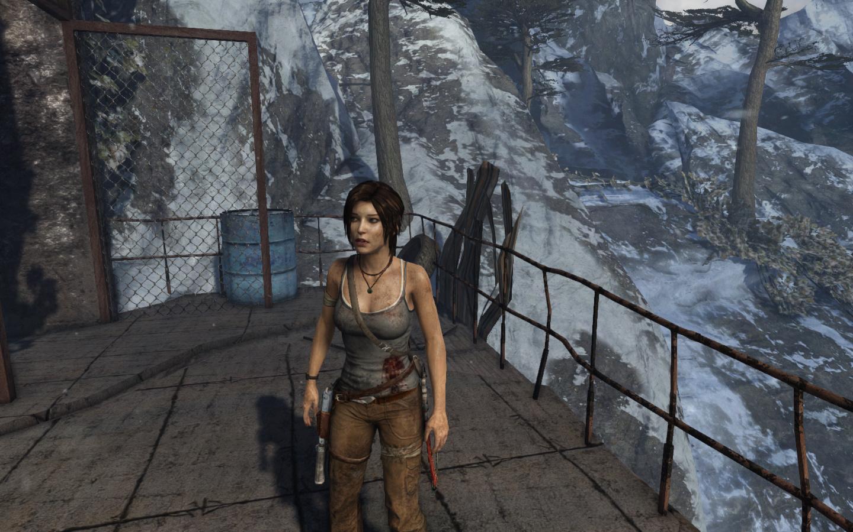 Tomb Raider Video Game 2013 Photo Gallery Imdb
